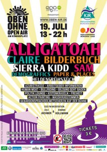 Oben Open Air Festival 2014